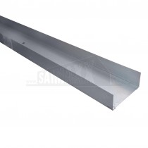 Metal Economy Partitioning Track 52mm x 3.0m (30mm Deep)