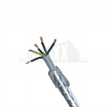 Control Flex SY STEEL BRAIDED (colour coded cores) 5Core 1.5mm x 100m