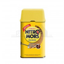Nitromors CRAFTSMANS's Paint & Varnish Remover 375ml YELLOW Can