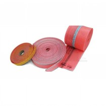 IsoEdge Flanking Strip 6mm thick x 75mm wide 50m Long Pink Roll