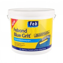 Febond Blue Grit 5L Bucket