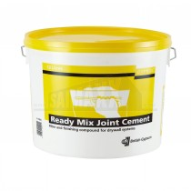British Gypsum Gyproc Ready Mixed Joint Cement 12L Bucket