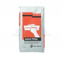 British Gypsum Gyproc Joint Filler 12.5Kg Bag