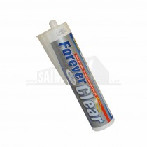 Everbuild Forever CLEAR Silicone C3 Cartridge