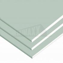 British Gypsum Gyproc Moisture Resistant GREEN Plasterboard 12.5mm 2.4 x1.2m T/E