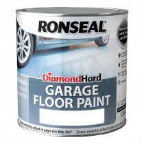 Ronseal Diamond Hard Garage Floor Paint 2.5L Slate