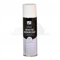 151 Spray White Undercoat Matt 250ml