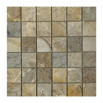 Elite Java Grey Mosaic Sheet 305x305mm ISC2696