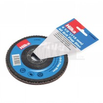 "Hilka 4.1/2"" (115mm) 40 Grit Flap Disc"