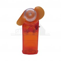 Handy Mini Fan Plastic on Blister Card (Colour may vary)