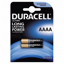 Duracell Ultra Power Batteries 2pc AAAA (Quad A)