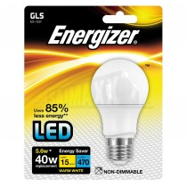 Energizer LED GLS Bulb E27 (Large Screw) WARM WHITE 5.6w