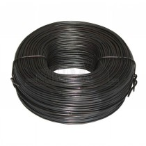 Black Annealed (Rebar) Steel Tying Wire 15-18Kg Roll - Coil
