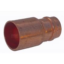 Solder Ring Copper Fitting (Internal) Reducer 22x15mm