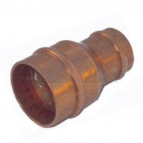 Solder Ring Copper (External) Reducing Coupling 22x15mm