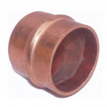 Solder Ring Copper Stop End (End Cap) 15mm
