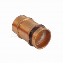 """Solder Ring Copper Metric to Imperial Coupler Adaptor 15mm x 1/2"""""""