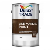 Dulux Trade Line Marking Paint WHITE 5L