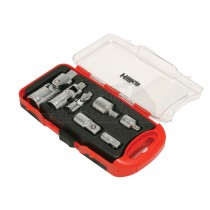 Hilka 7pc Adaptor Universal Joints (for Sockets)