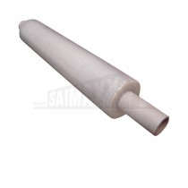 500mm x 250m 25mu CLEAR Hand Film Stretch Pallet Wrap EXTENDED CORE