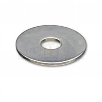 Maxpax Repair Washers BZP Steel 25mm Diameter 6mm Hole 50pc Pack