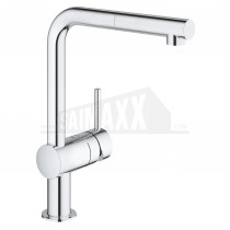 Grohe EuroMinta Kitchen Single Lever Mixer Pull Out CHROME