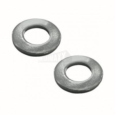 Steel Washers Zinc Plated 100pc